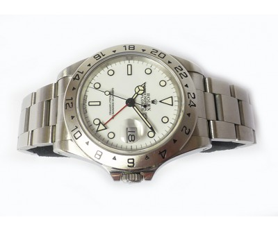 Rolex Explorer II Certified Chronometer. - ROL 643