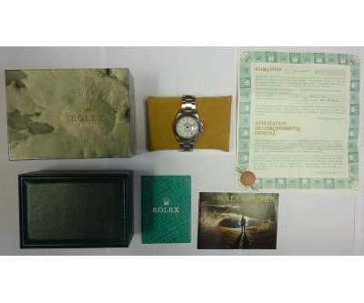 Rolex Explorer II - Orange Hand Original Box and Papers Rolex Serviced - ROL 620