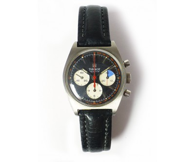 Tissot PR 516 Hand Wound Chronograph - TIS 29