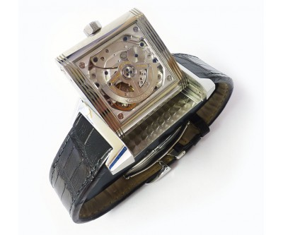 Jaeger-LeCoultre Reverso Squadra Home Time - NWW 1209