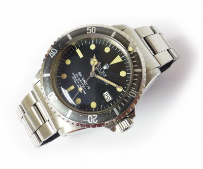 Rolex Sea Dweller 1655 Rail Dial - Rolex Serviced - ROL 648