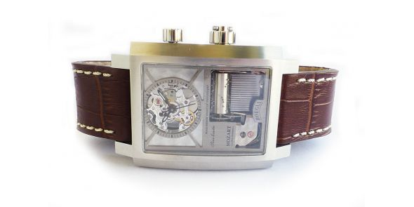 Boegli Grand Festival Hand Winding Skeleton - M800