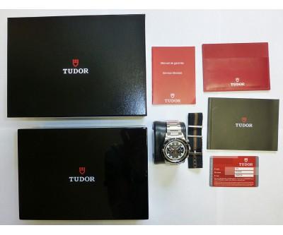Tudor Heritage Chronograph - TUD 49