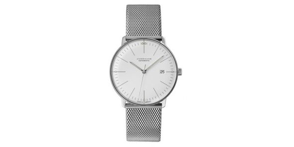 Max Bill By Junghans - Automatic Date. Index - MXB 17
