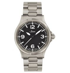 Sinn Sinn Automatic Pilots Watch 556 A Sinn 556 A on Bracelet SIN 95a2