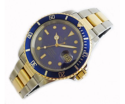 Rolex Submariner Steel and Gold - ROL 655