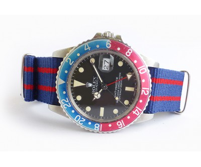 Rolex Oyster Perpetual GMT Master - Vintage Model 16750 - ROL 654