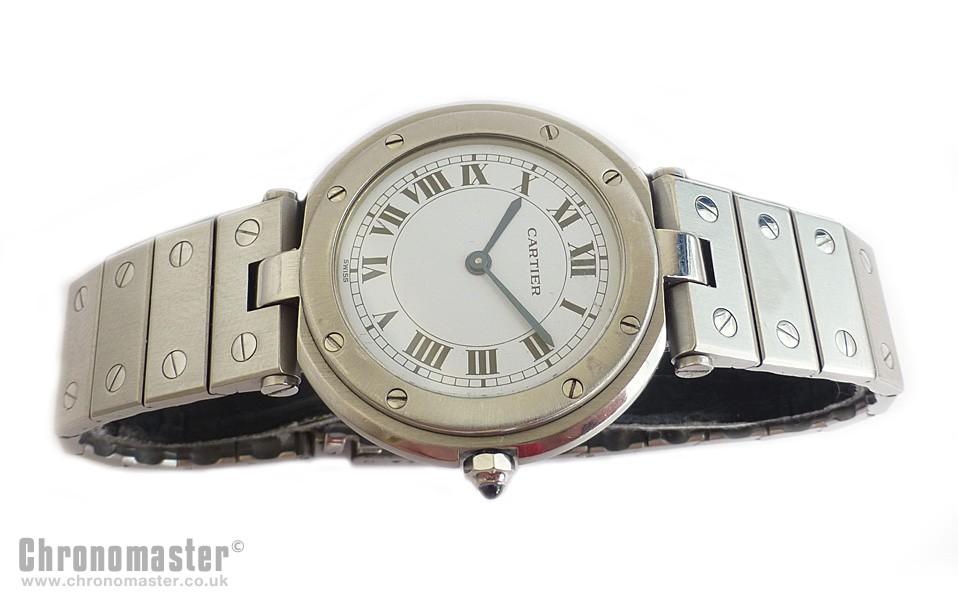 Cartier Santos Vendome . CTR 25