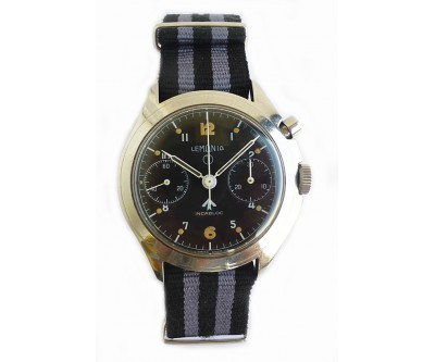 Lemania Fleet Air Arm Issued Chronograph - VIN 580