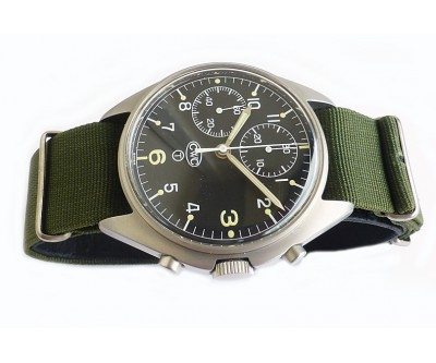 CWC British Military Chronograph - 425