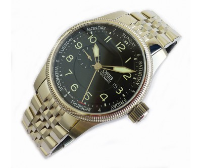 Oris Big Crown Automatic Day Date - ORS 55
