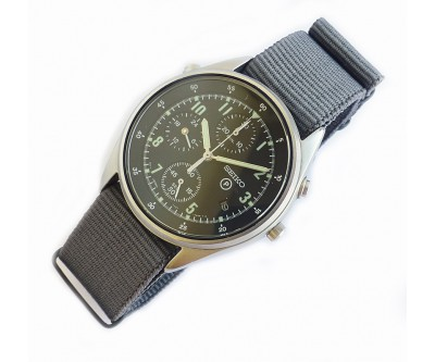 Seiko Generation 2 RN Helicopter Pilots Watch Military Issue - VMW 168