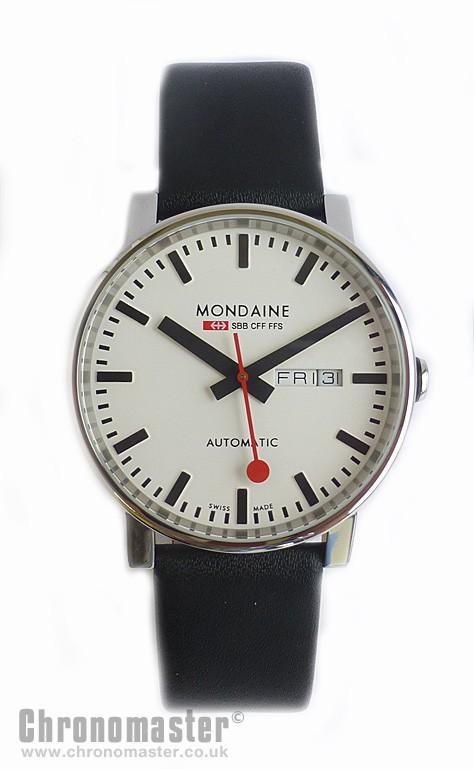 Mondaine Official Swiss Railway Watch Automatic - MDN 20 613dc7d6abf4