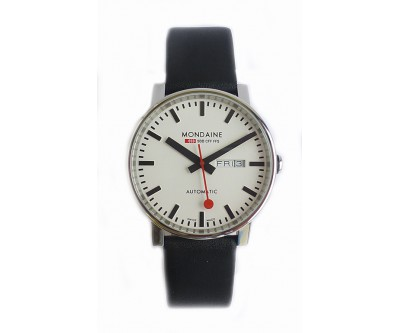 Mondaine Official Swiss Railway Watch Automatic - MDN 20
