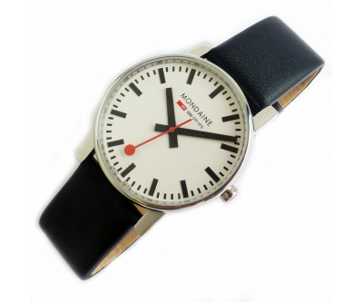 Mondaine Official Swiss Railway Watch. - MDN 19