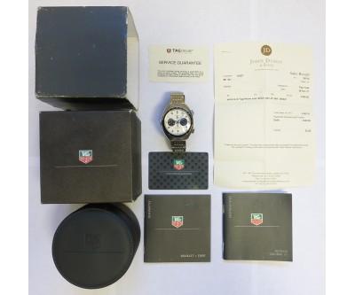 Tag Heuer Autavia Automatic Chronograph - HEU 216