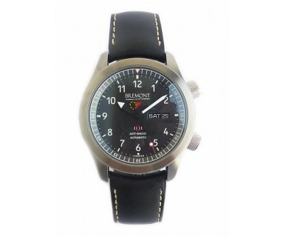 Bremont MBII - Anthracite - NWW 1256