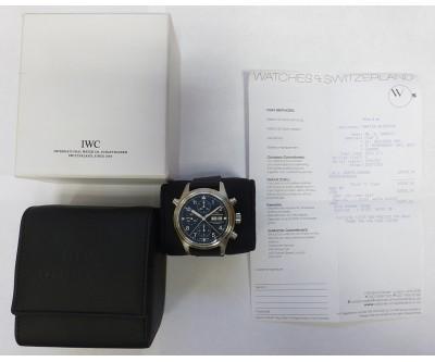 IWC Doppelchronograph. - IWC 185