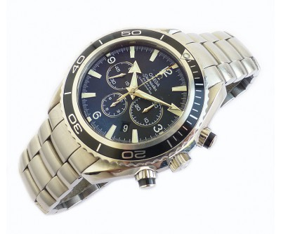 Omega Seamaster Planet Ocean Chronograph. - OME 580
