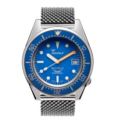 Squale Squale 1521 - Polished Case 1521OCN.ME20