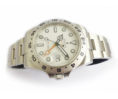 Rolex Explorer II Certified Chronometer - . ROL 664