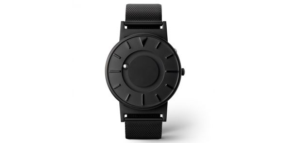 Eone Bradley PVD Black Steel - BR-B-BLACK
