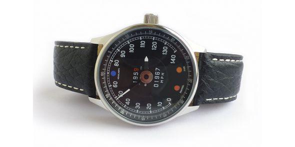 Speedometer Classic Jaguar Mk II - SC 07