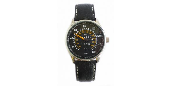 Speedometer Classic Mercedes in Mph and Km/h - SC 10