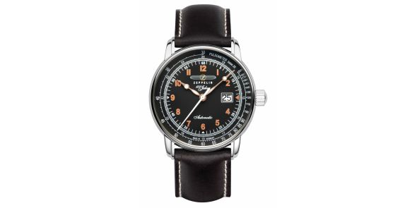 Zeppelin 100 Years of Zeppelin Automatic Vintage - 7654-5