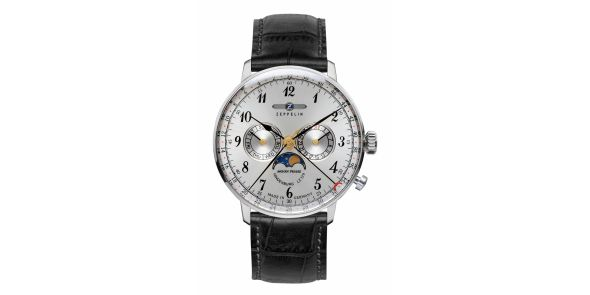 Zeppelin LZ-127 Hindenburg Moonphase Calendar - 7036-1