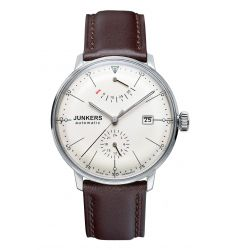 Junkers Junkers Bauhaus Automatic Power Reserve Cream Dial 6060-5