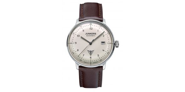 Junkers Bauhaus Automatic Cream Dial Numerals - 6056-5