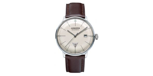 Junkers Bauhaus Automatic Cream Dial Index - 6050-5