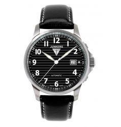 Junkers Junkers Tante JU Automatic Black Dial 6860-2