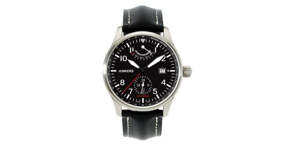 Hugo Junkers Automatic Power Reserve - 6666-2