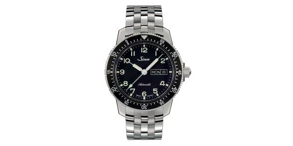 Sinn 104 St Sa A on Steel Bracelet - SIN 216