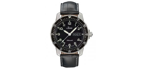Sinn 104 St Sa A on Leather Strap - SIN 217