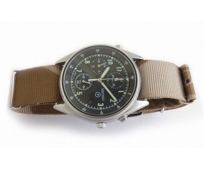 Seiko Generation 2 RN Helicopter Pilots Watch - NWW 877