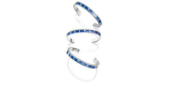 Black Series - Blue Bangle - BLK BLU