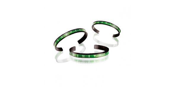 Black Series - Green Bangle - BLK GRN