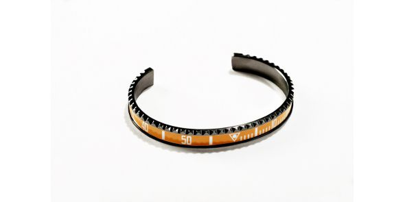 Black Series - Orange Bangle - BLK ORA