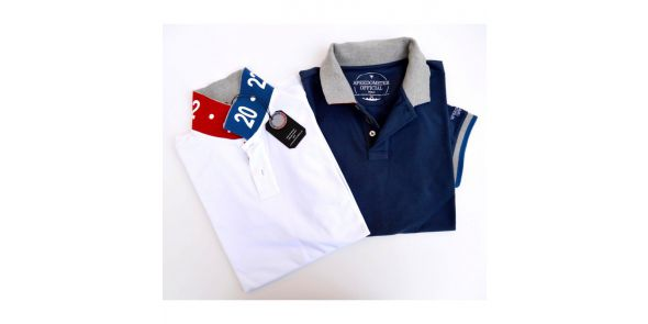 Classic Navy Blue Polo Shirt - POLO B