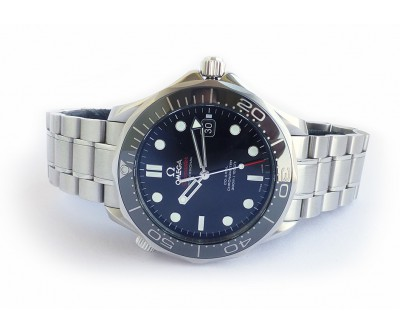 Omega Seamaster Co-Axial With Ceramic Bezel - OME 585