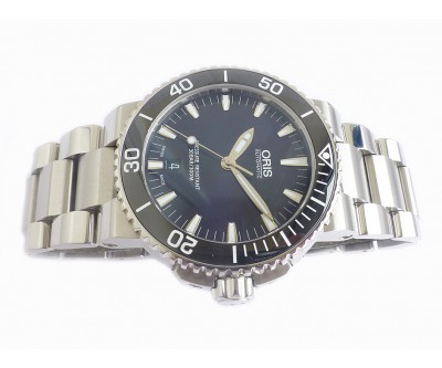 Oris Aquis Automatic Divers Watch Blue Dial - ORS 61