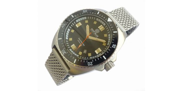 Deep Star 1000 m Automatic - Black Dial - DB 1