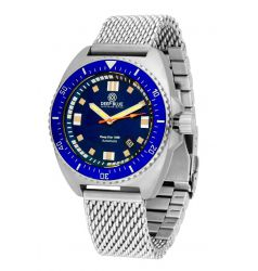 Deep Blue Deep Star 1000 m Automatic - Blue Dial DB 2