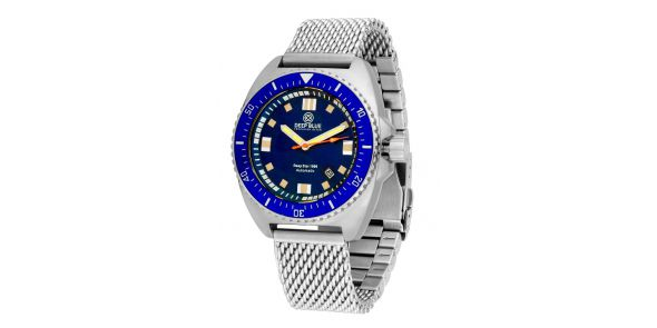 Deep Star 1000 m Automatic - Blue Dial - DB 2