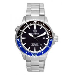 Deep Blue Master 1000 Automatic Ceramic Bezel Blue/Black DB 3