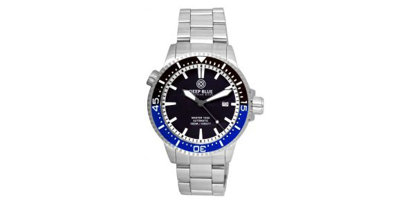 Master 1000 Automatic Ceramic Bezel Blue/Black - DB 3