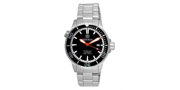 Master 1000 Automatic Ceramic Bezel Black/Orange - DB 5
